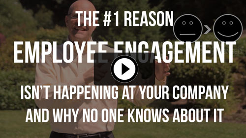The #1 Reason Employee Engagement Isn't Happening at Your Company and Why No One Knows About It
